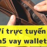Hướng dẫn vay tiền online trên ví trực tuyến H5